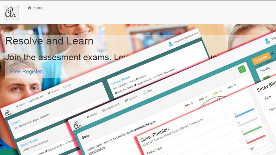 Education | Online Eğitim ve Çöz Öğren Platformu