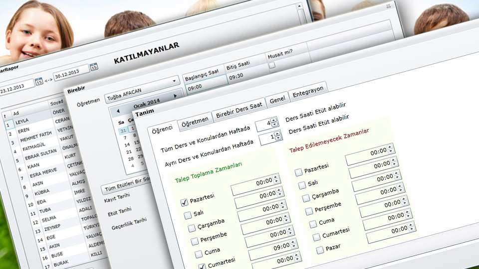 ETUT | Online Etüt Yönetimi